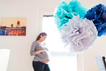 Babybauchfotos Schwangerschaftsfotos kinderkram orangefoto Wien