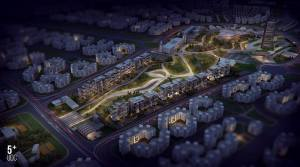 Midtown New Capital أول مشروع - ڤيلات بالعاصمة الجديدة