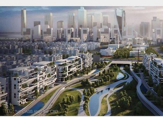 مخطط العاصمة الادارية الجديدة ومميزاتها شقق وفيلات للبيع في العاصمة