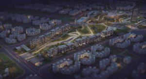 العاصمة الادارية الجديدة لمصر