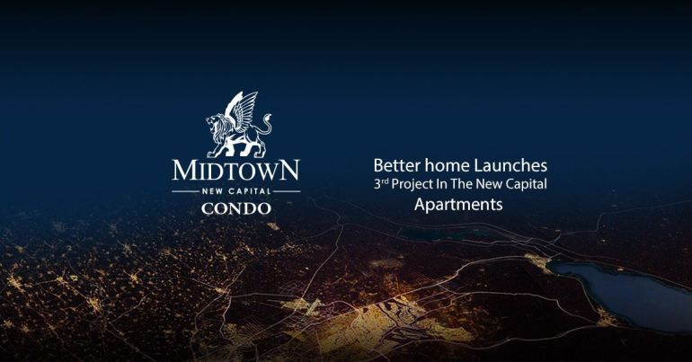 Compound Midtown condo New Capital