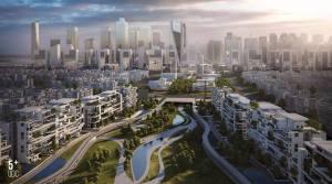 ميد تاون كوندو العاصمة الادارية الجديدة