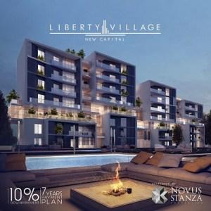 Liberty Village new capital