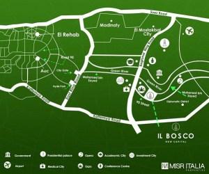 كمبوند البوسكو العاصمة الادارية
