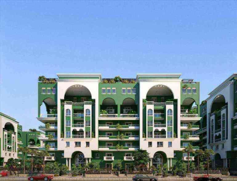 compound La Verde new capital prices