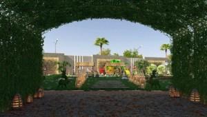 كمبوند كابيتال هايتس العاصمة الجديدة