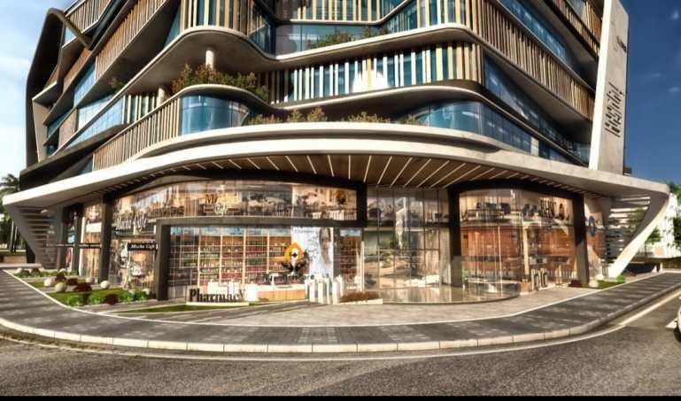 ايلفين العاصمة الادارية الجديدة