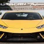 2018 Lamborghini Huracan Performante Front Wallpapers 86 Newcarcars