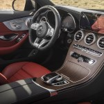 2019 Mercedes Amg C43 Coupe Interior Cockpit Wallpapers 128 Newcarcars