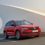 2019 Skoda Karoq Sportline Wallpapers 31 Hd Images Newcarcars