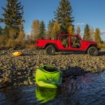 2020 Jeep Gladiator Rubicon Side Wallpapers 32 Newcarcars