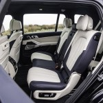 2019 Bmw X7 M50d Uk Spec Interior Rear Seats Wallpapers 53 Newcarcars
