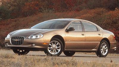 Chrysler Lhs Review