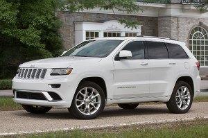 2015 Jeep Grand Cherokee Review