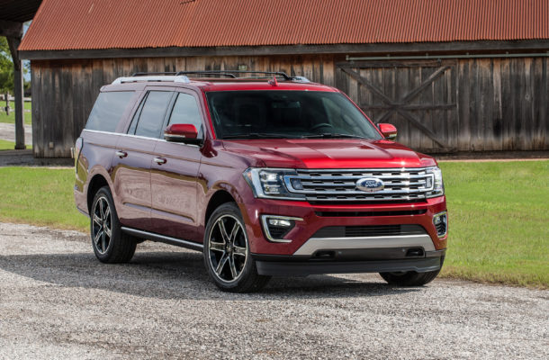 2019 Ford Expedition Review