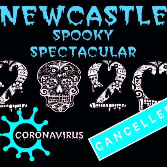 Newcastle Spooky Spectacular Special Eddition T-Shirt/Vest