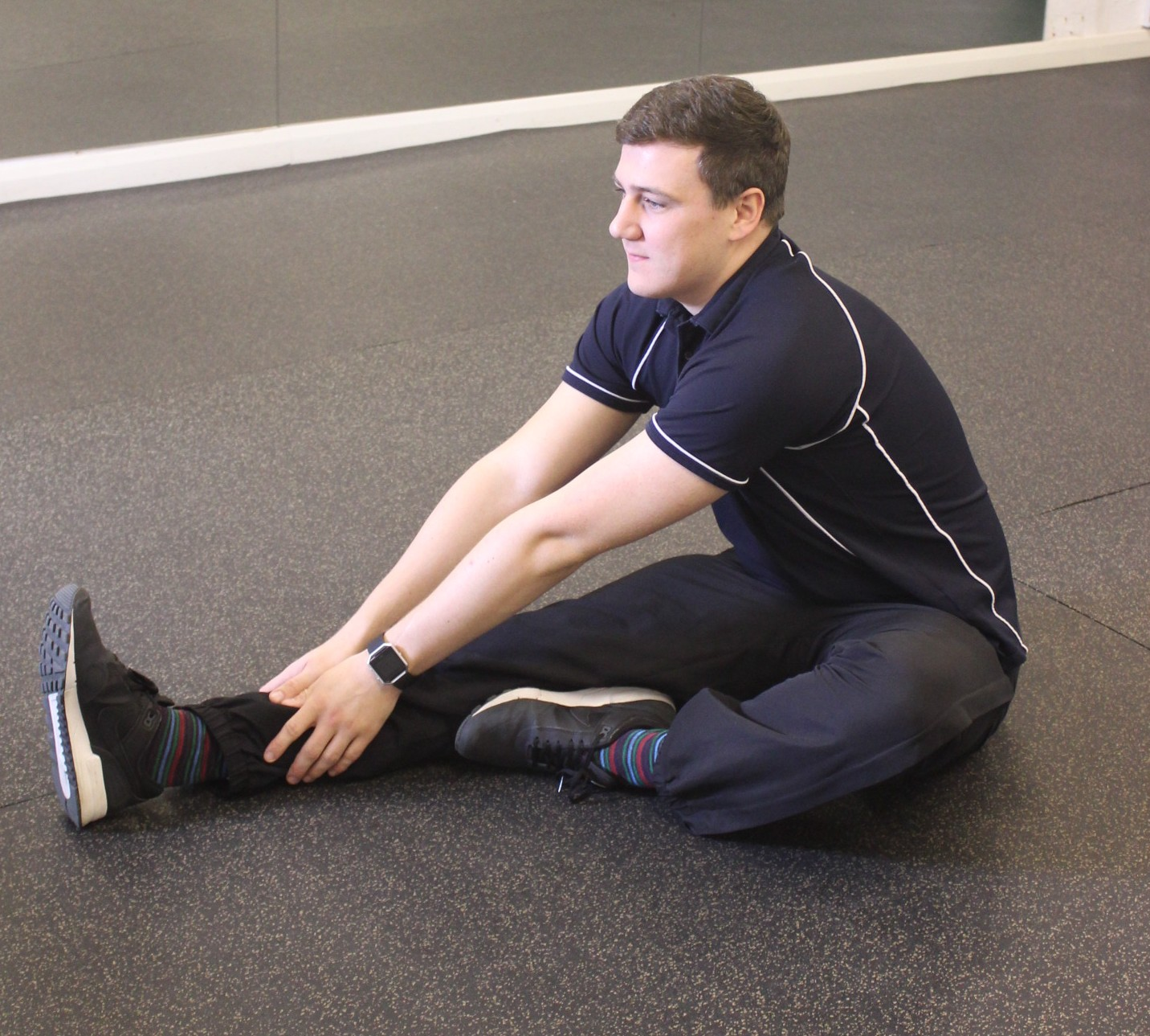 Ten Static Stretching Exercises