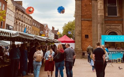 """""""It's not just about the market, it's about the town centre as well"""" – Castle Artisan Market"""