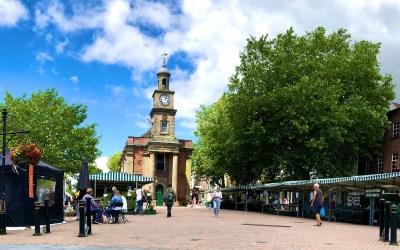 Brand New Vegan Festival Joins Bustling Market Scene of Newcastle Under Lyme