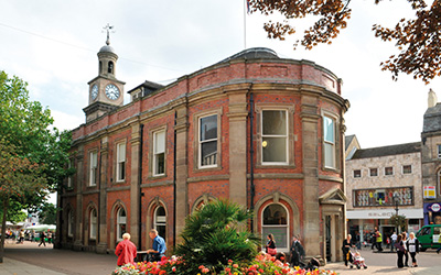 guildhall newcastle-under'lyme