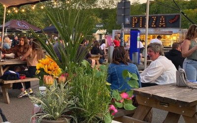 Midsummer Street Food Party Comes to Goose Street with Tuck In