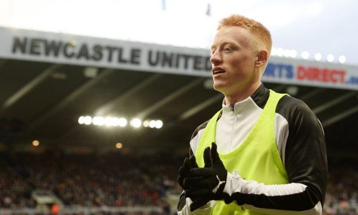 Matty Longstaff - Newcastle United Central