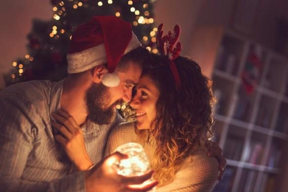 Christmas Love Greetings for Boyfriend