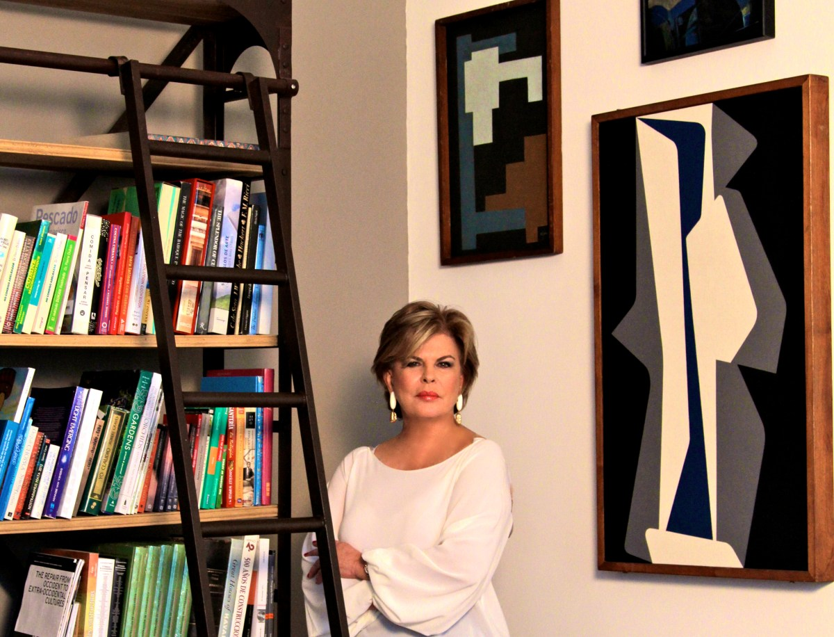 We Shall Win: A Conversation with Renowned Art Patron Ella Fontanals-Cisneros About Her Curation of René Francisco's Brazilian Debut and the Future of Latin American Art