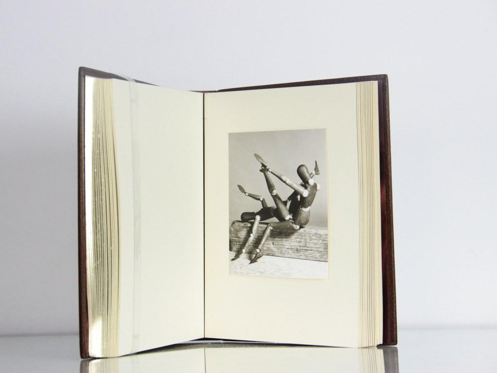 "Man Ray, ""Mr. and Mrs. Woodman"" (1947), 1970 edition 15:15, 27 photos, courtesy Folio Livraria"