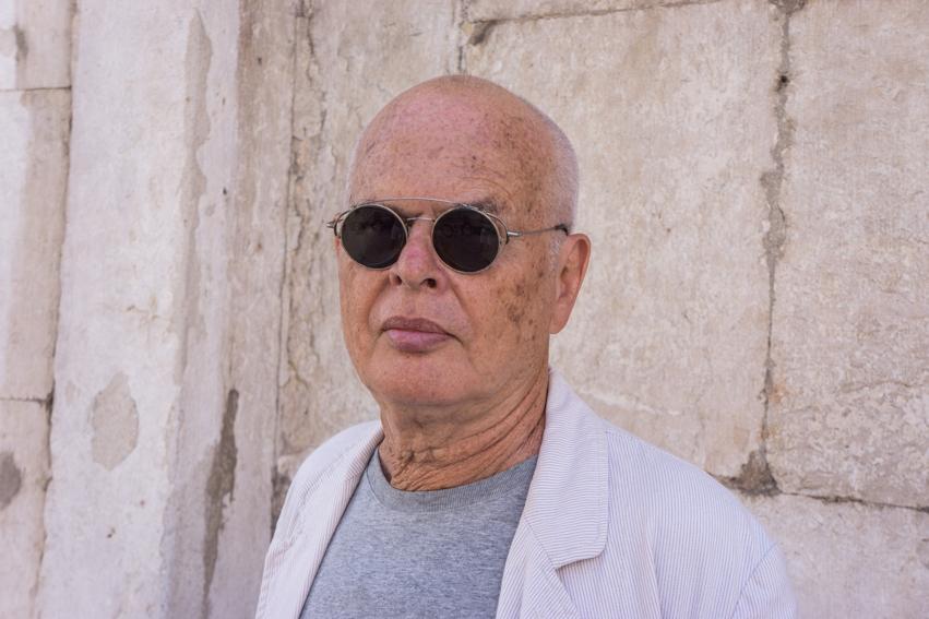 Miguel Rio Branco. Photo Isidora Gajic. Courtesy Galeria Millan