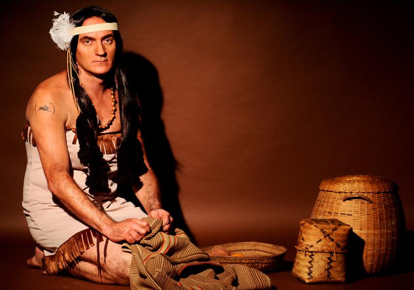 Malysse Pocahontas the Feminist (USA), 2012