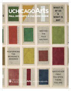 UChicagoArts0913cover