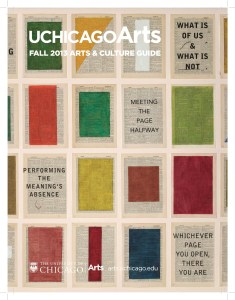 UChicagoArts0913cover