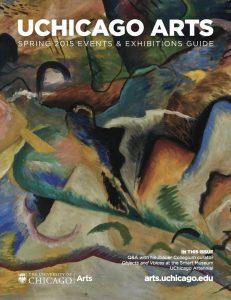 UChicago Arts Magazine Cover