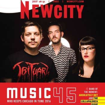 This August, Newcity's Music 45 + Lollapalooza Edition Showcases Chicago's Music World