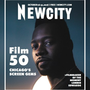 The Film 50 Returns in Newcity's October Issue