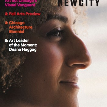 Newcity's September Issue Includes the Art 50 + Fall Arts Preview