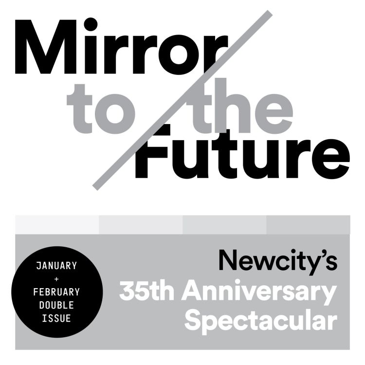 Flyer for anniversary issue