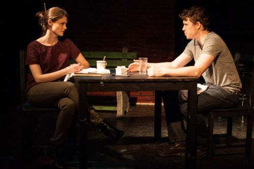 Caitlin Collins,      Zach Livingston/Photo courtesy of Awkward Pause Theatre