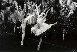 1987 production of The Nutcracker. Photo: Herbert Migdoll