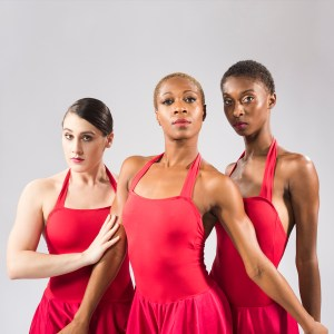 Deeply Rooted Dance Theater. Photo: Ken Carl.