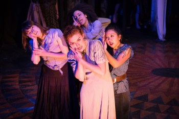 Womb of Fumes: A Review of Mother of Smoke at Walkabout Theater Company and Red Tape Theatre