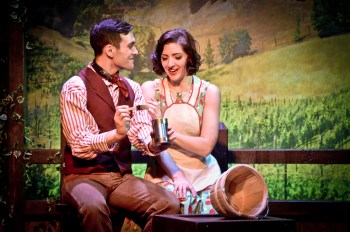 Farm to Fable: A Review of The Most Happy Fella at Theo Ubique Cabaret Theatre