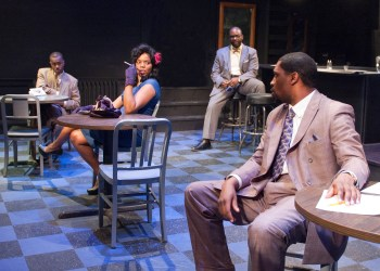 Trouble in Paradise: A Review of Paradise Blue at TimeLine Theatre Company