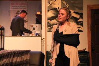 A Social Drama For Our Time: A Review of Time Stands Still at AstonRep Theatre Company