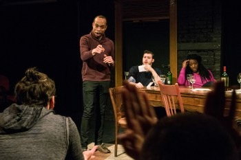 Breaking Bonds: With Summer Remount, Broken Nose Theatre Invites Audiences Back To The Table