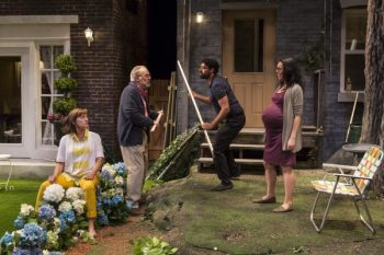 Tempers in Bloom: A Review of Native Gardens at Victory Gardens Theater