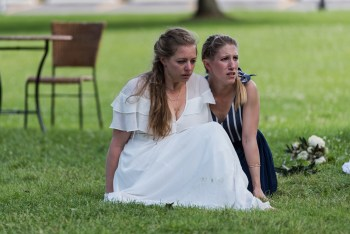 Romp in the Park: A Review of Much Ado About Nothing at Muse of Fire Theatre Company