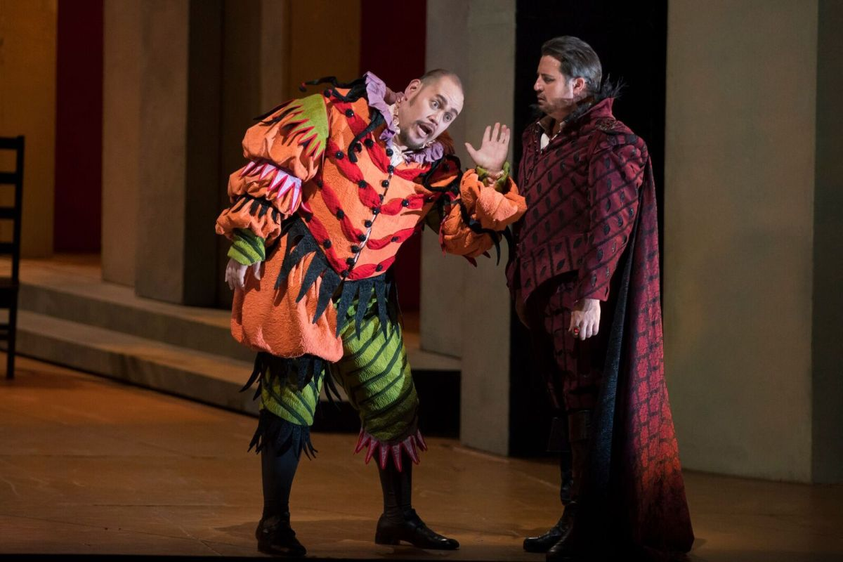 Tears of a Clown: A Review of Rigoletto at Lyric Opera of Chicago