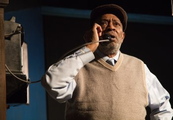 Drive On: A Review of Jitney at Congo Square Theatre